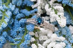 atwood jewelers blue  blue blue