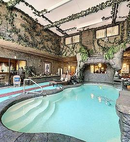 rejuvenating experience, pool spa in homosassa florida