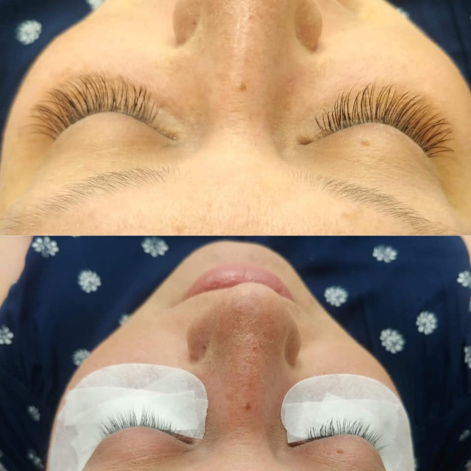 extensions lashes