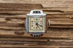 atwood jewelers Bulova Watch Ring