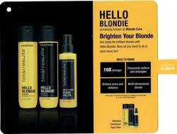 Brighten Your Blondie