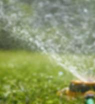 Watering-Grass