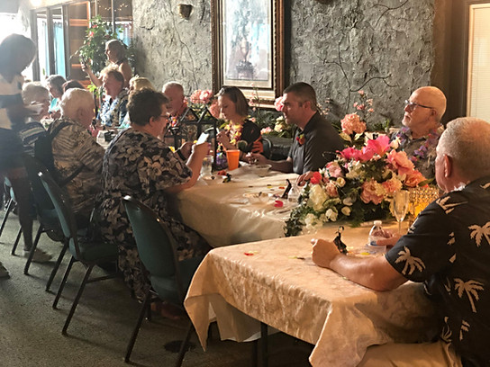 Wedding event at heilig haus