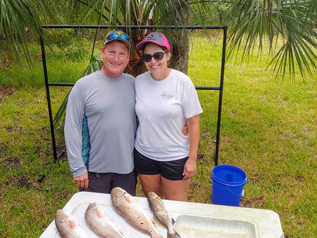 An Amazing Fishing Day