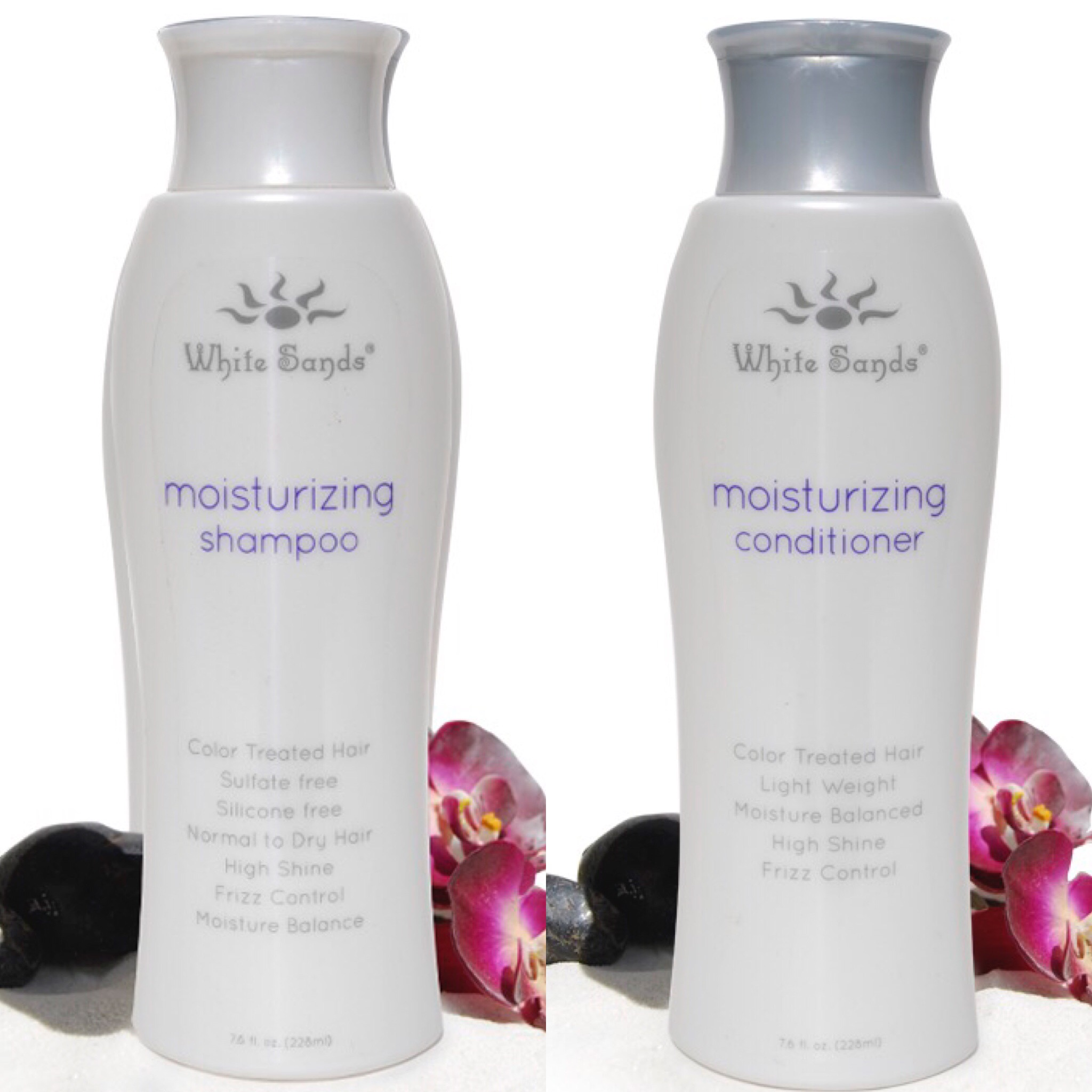 Moisturizing Shampoo/Conditioner