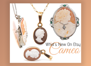 Cameo:  Antique & Precious Gemstone
