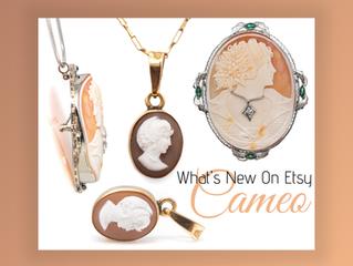 Cameo:  Antique & Precious Gemstone