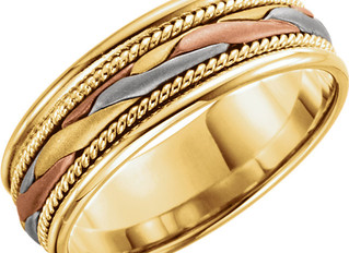 Men's Wedding Bands from classic to modern @ Repair Palace!!