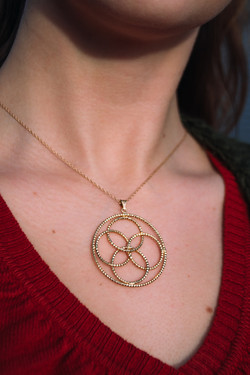 atwood jewelers Celtic knot