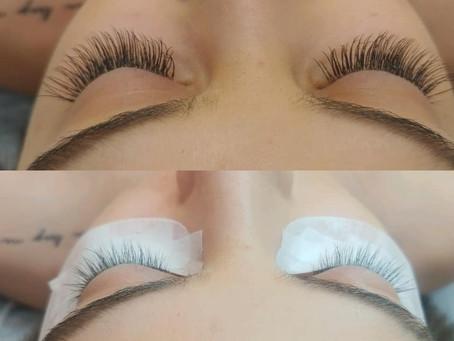 Get Your Eyelash Extensions @ Nyla Hair Studio!!