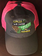 circle t sod hats