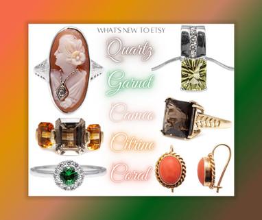 gemstones & birthstones