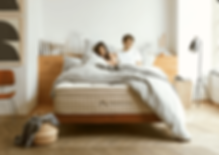 comfort sleep with dreamcloud