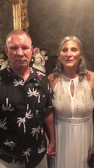 wedding event testimonial