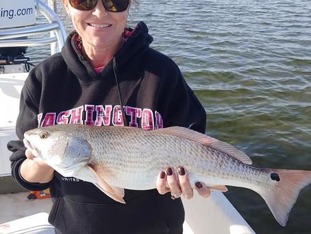 Fishing in Homosassa w/Capt. Matt Locklear
