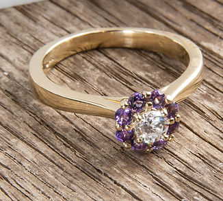 atwood amethyst ring