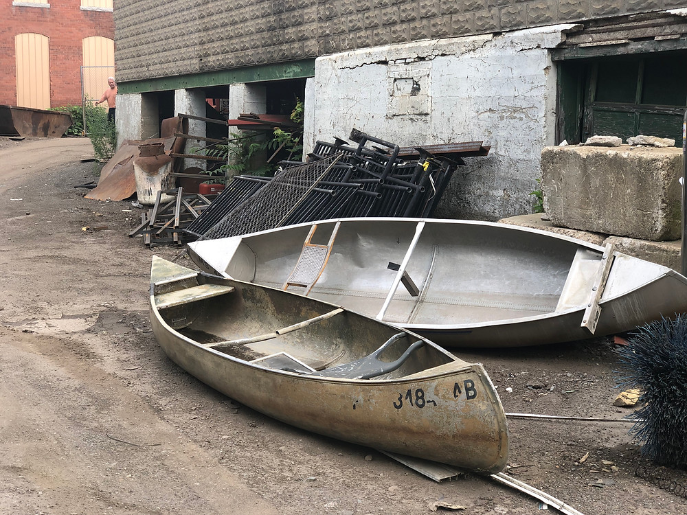 Aluminum Boats