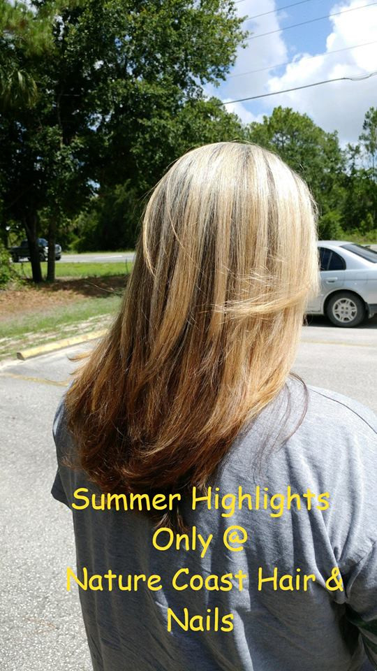 Summer Highlights! Summer Hairstyles!