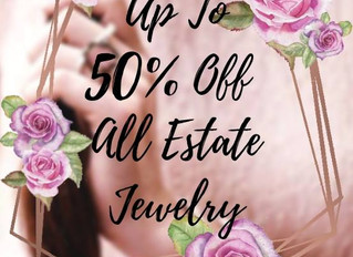 Celebrate this Estate Valentine's upto 50% off...!!