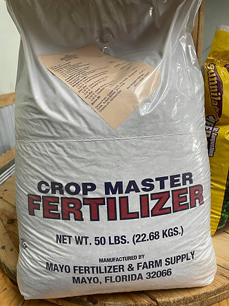 crop master fertilizer
