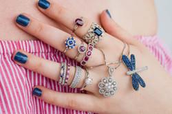 Custom made rings atwood jewelers