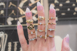 Gold rings atwood jewelers