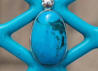 Turquoise----the powerful protective stone.
