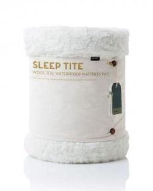 Sleep Tite Wool Tite Mattress Protector.