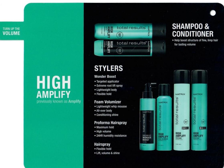 High Amplify