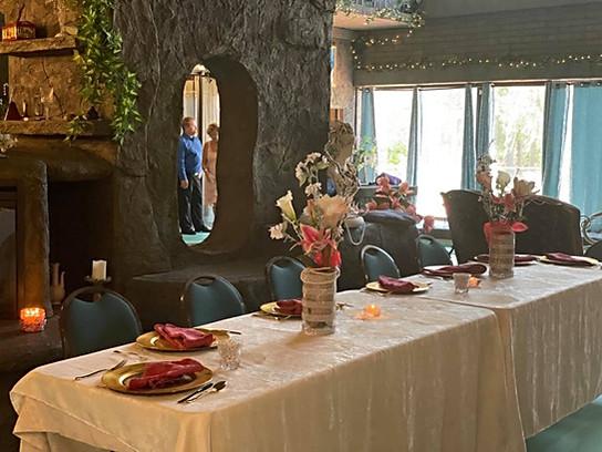 wedding event at heilig haus fl