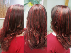 REd Highlights by Brooke