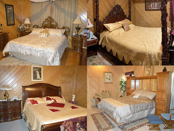 ALL 4 Rooms of Heilig Haus