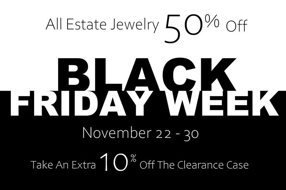 black friday sale atwood jewelers