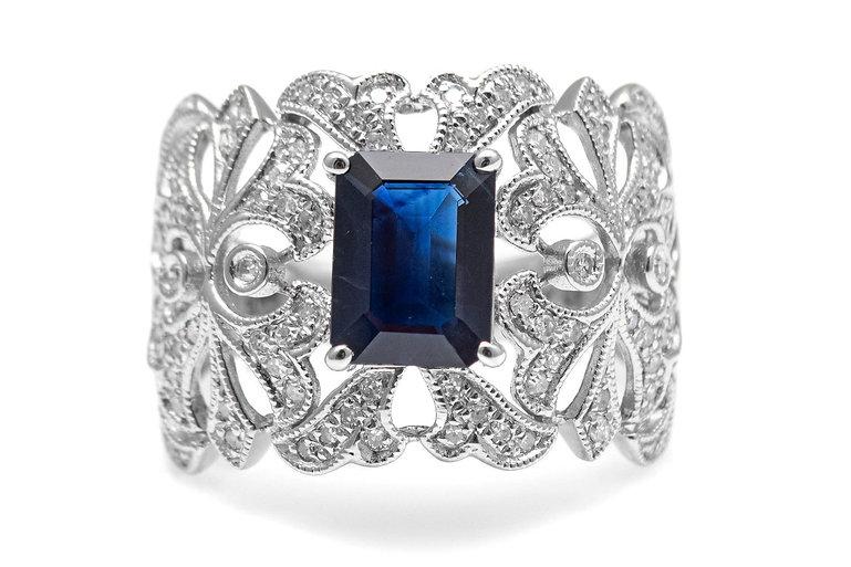 Ring Atwood Jewelers NH.