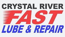crystal river fast lube and repair Logo