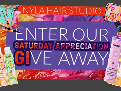 Saturday Appreciation @ NYLA Hair Studio, Spring Hill, FL