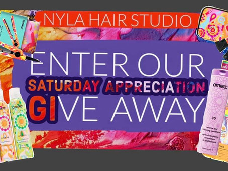 Saturday Appreciation @ NYLA Hair Studio, Spring Hill, FL