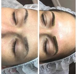 Nyla's Microblading Treatment