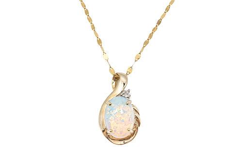 Opal Estate Jewelry