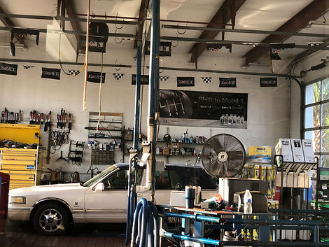 Mobil1 lube express crystal river florid