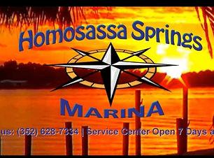 Homosassa Marine Springs