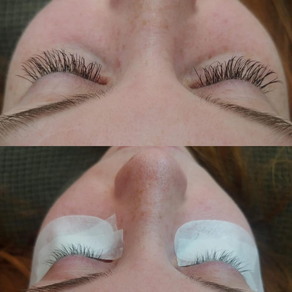 eyelashes nyla hair studio