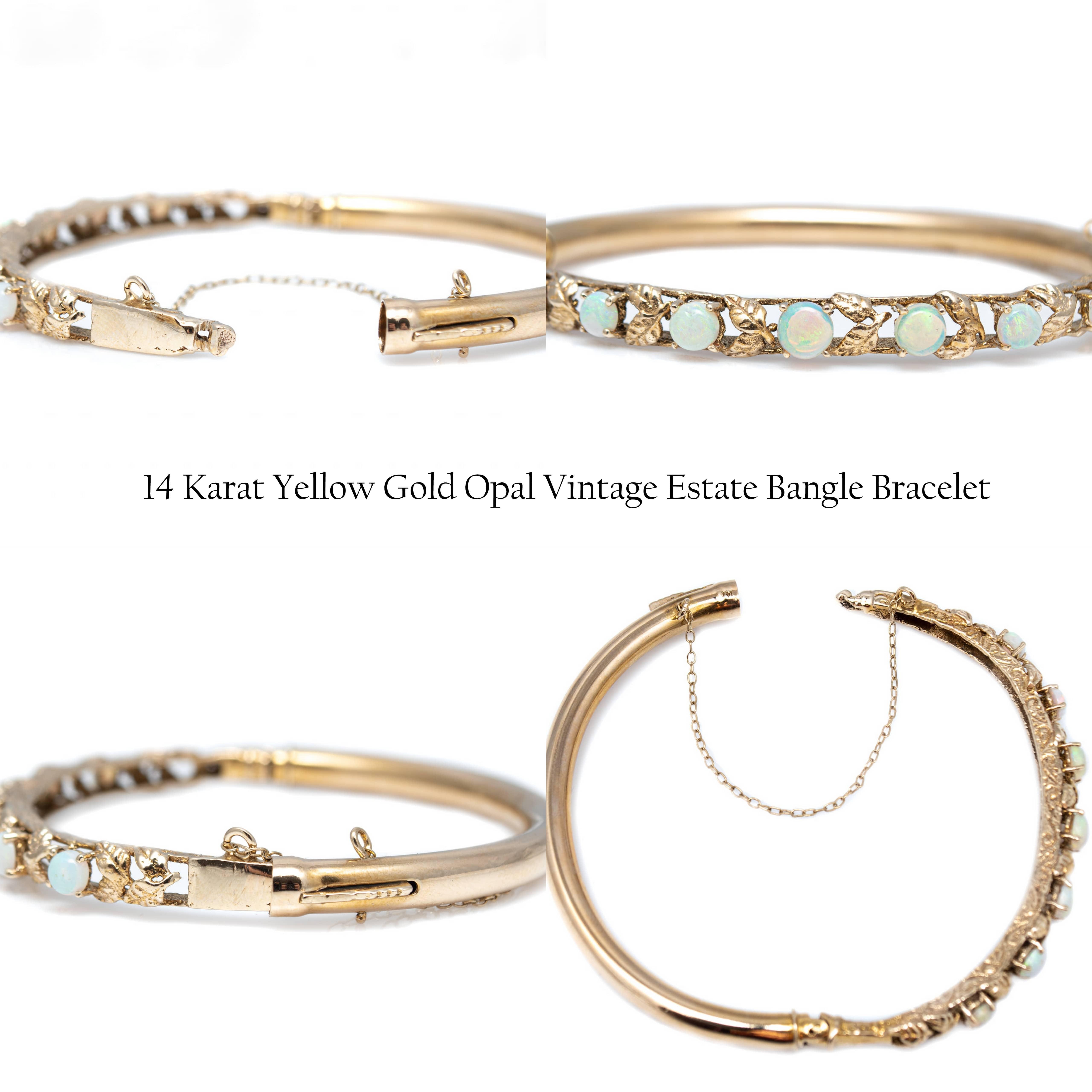14 Karat Yellow Gold Ceylon Sapphire & D