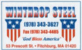 Winthrop Steel Company