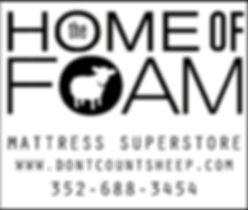 home of foam mattress