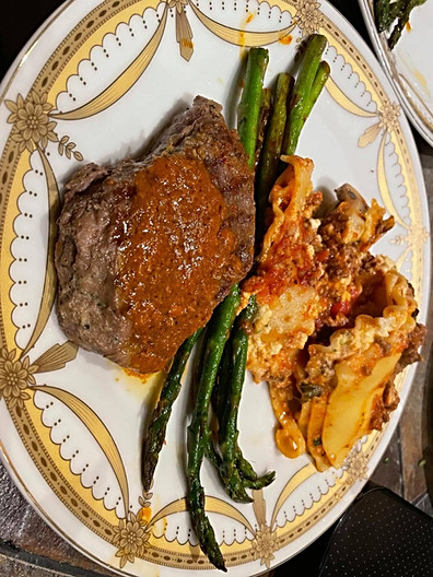 italian food delight