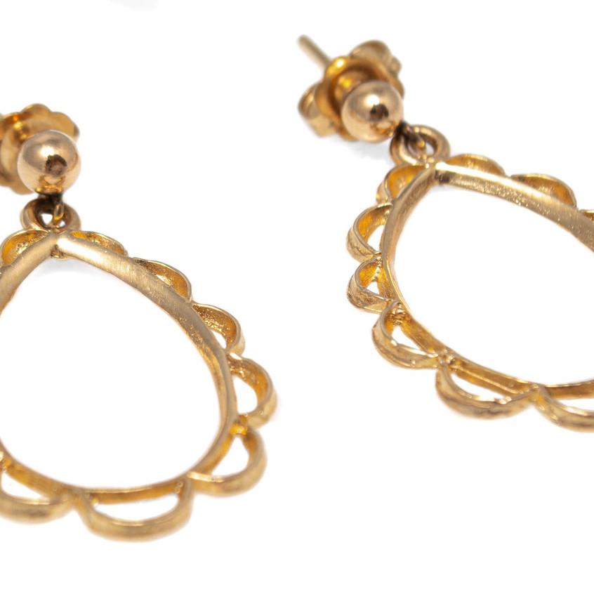 estate earrings