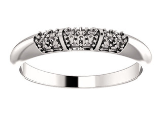 Diamond Bands for Wedding or Anniversaries @ Repair Palace At Sears Salem!!