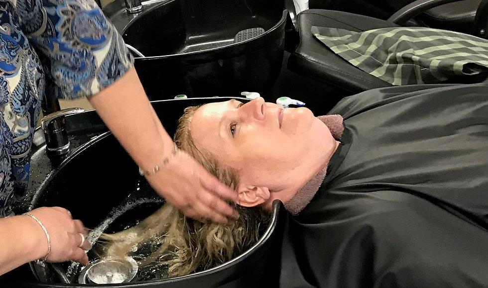Hair WAsh Service
