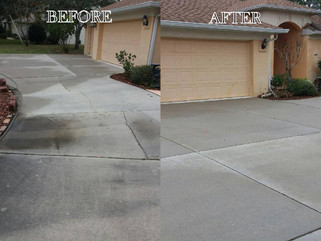 pressure washing inverness florida